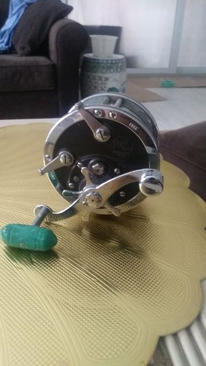 Penn deep sea reel number 49 fishing reel for Sale in Boca Raton, FL