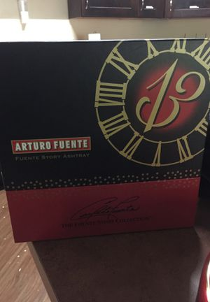 *ARTURO FUENTE* Fuente story Ashtray for Sale in Germantown, MD