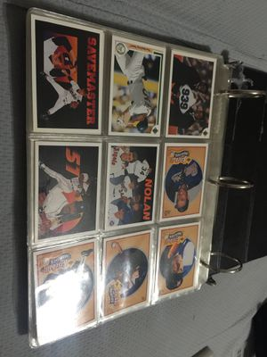 Baseball cards for Sale in Richardson, TX