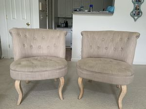 Two Armchair for Sale in Ashburn, VA