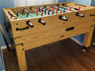 Foosball Table for Sale in Lindenhurst,  NY