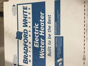 15 gallon Bradford White light duty COMMERCIAL water heater for Sale in Beaverton, OR
