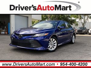 2018 Toyota Camry for Sale in Davie, FL