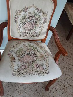 1 Antique Wooden Chair for Sale in Miami,  FL