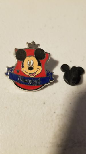 Official Mickey mouse Disney trading pin for Sale in Seffner, FL