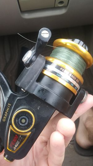 Penn 4400SS Fishing Reel Made in USA for Sale in Saint Petersburg, FL