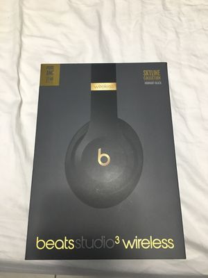 Beats Studio 3 Wireless Skyline Collection for Sale in Fort Lauderdale, FL
