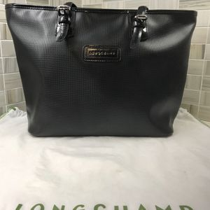 Longchamp Patent Leather Tote Bag for Sale in Santa Ana, CA