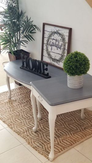 COFFEE TABLE AND END TABLE SET(SELLING AS A SET ONLY) for Sale in Chino Hills, CA