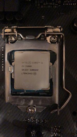 Computer Parts (1151 CPU & mobo) for Sale in Utica, MI