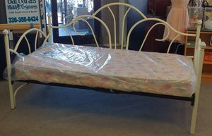 Twin Size Day Bed Mattress Not Included for Sale in Burlington, NC