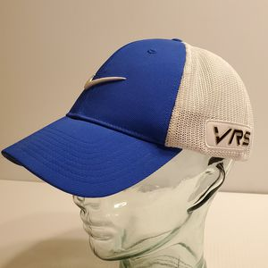 Nike Golf Mens Flex Fit RZN VRS Golf Ball Cap Hat M L Blue White. for Sale in Campbell, CA