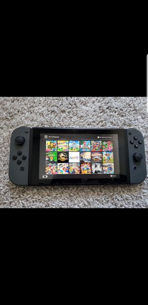 Nintendo switch games for Sale in Raleigh, NC