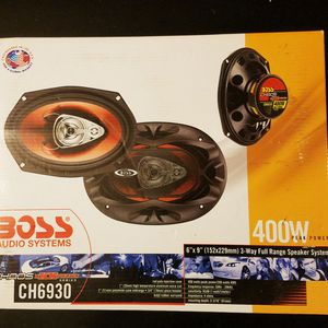 Boss Audio System Speakers CH 6930 for Sale in Middle River, MD
