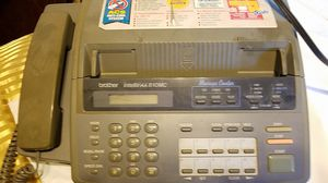 Old brother fax machine for Sale in Centre Hall, PA