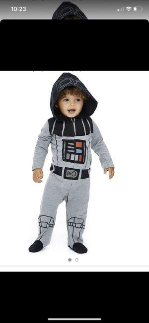 Star Wars Darth Vader - Onesie , PJ or costume for Sale in Coconut Creek, FL