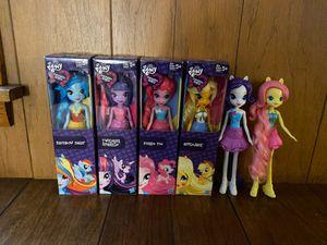 My Little Pony Equestria dolls for Sale in Oak Lawn, IL
