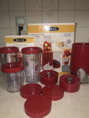 Bella Rocket Blender for Sale in Affton, MO