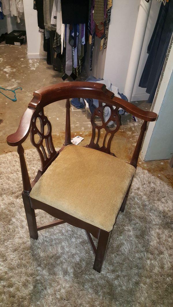 Beautiful corner chair