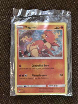 Magmar hologram pokemon for Sale in Lutz, FL