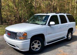 <O2 GMC Yukon Denali Car Runs and drives excellent for Sale in Washington, DC