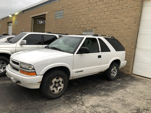 2001 Chevy blazer for Sale in Plainfield, IL