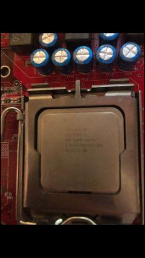Msi Ms-7211 Motherboard, 3.06ghz Intel celeron for Sale in Whitesboro-Burleigh, NJ