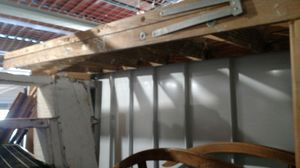 Ladder 10' wooden stepladder for Sale in Rockville, MD