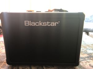 Mini portable guitar amp and power cord for Sale in Butte, MT
