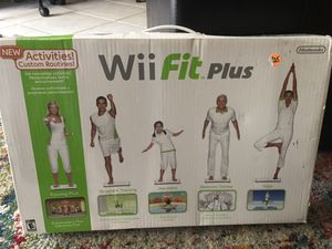 Wii Fit Board for Sale in Greenville, NC