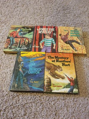 Vintage Troy Nesbit Mystery books for Sale in Pataskala, OH