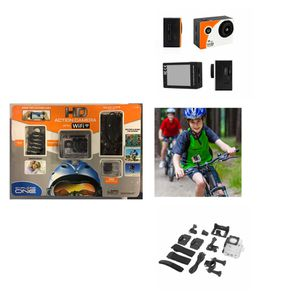 ExploreOne 1080P HD Action Camera with Wi-Fi for Sale in Missouri City, TX
