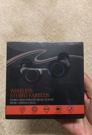 Wireless stereo earbuds for Sale in FL, US