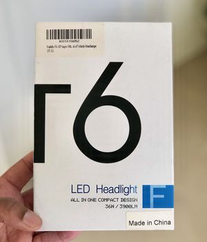 Super White LED Headlamps - $40 for Sale in Los Angeles, CA