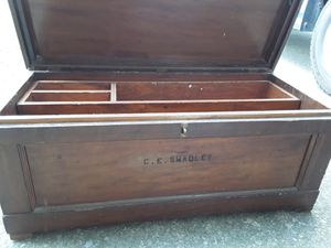 Wood Tool Box for Sale in Canonsburg, PA