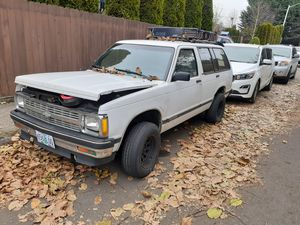 1991 Chevy blazer for Sale in Vancouver, WA