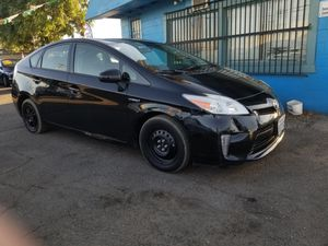 2013 PRIUS TWO HYBRID . ZERO TO LOW DOWNPAYMENT for Sale in Modesto, CA
