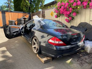 SL550 Mercedes Part Out for Sale in Kent, WA