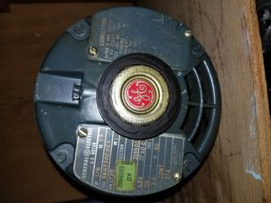 GE 1/6 hp motor for Sale in Farmington Hills, MI