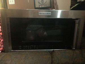 Kitchen aide confection microwave for Sale in Baltimore, MD
