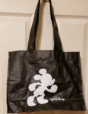 Run Disney tote bag for Sale in Clermont, FL