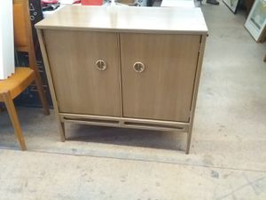 Mid Century Small Credenza Cabinet for Sale in Phoenix, AZ
