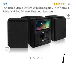 RCA Stereo System for Sale in Bristol, PA
