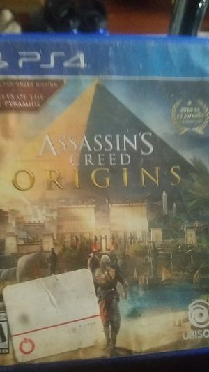 Assassin's creed ORIGINS $15 for Sale in Washington, DC