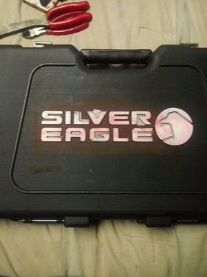 Matco brand new ..silver eagle tool kit in hard moldedplastic case for Sale in Columbus, OH