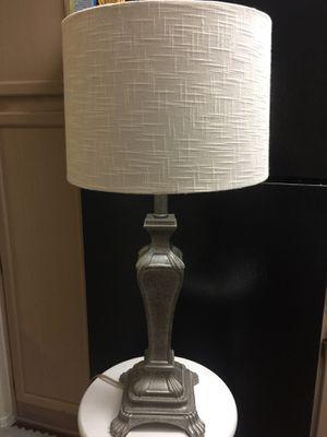 Lamp & shade for Sale in Phoenix, AZ