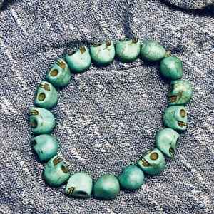 Skull bracelet for Sale in Tempe, AZ