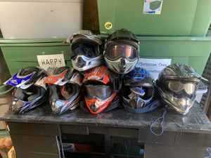 Helmets for recreational vehicles for Sale in Benton City, WA