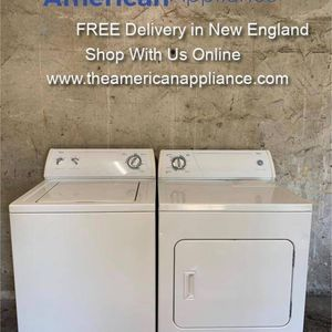 Whirlpool Washer and Electric Dryer Set, Lifetime Warranty Available! for Sale in Cranston, RI