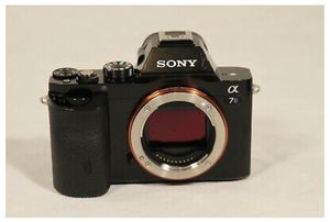 Sony Alpha a7S Digital SLR Camera - Black W/Sony FE 28-70mm for Sale in New York, NY